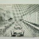 Postales: GRAN CAFÉ DEL CIRCO ESPAÑOL - SALON DE CAFÉ - BARCELONA. Lote 107651431
