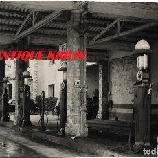 Postales: LA PANADELLA .- BAR RESTAURANTE .- ESTACION DE SERVICIO .- HOTEL BAYONA .- FOTO CALAFELL. Lote 107802523