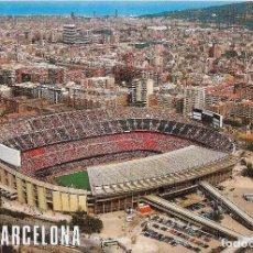 Postales: == PJ15 - POSTAL - BARCELONA - ESTADI FUTBOL CLUB BARCELONA - VISTA AEREA. Lote 107804967