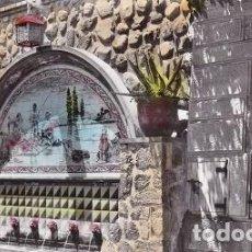 Postales: LA RIBA (TARRAGONA) 5- FONT DE CAL SISQUET. EXCLUSIVAS A. LLADO TORRES (450). Lote 107811887
