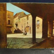Postales: TARREGA - PLAZA DE SAN ANTONIO. Lote 108306471