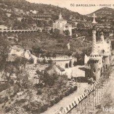 Postales: BARCELONA 58 PARQUE GUELL MISSÉ HNOS. CIR. 1911. Lote 109075939