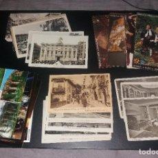 Postales: POSTALES. BARCELONA, LOTE DE 34 DIFERENTES. MODERNAS, MUSEO DE CERA, HOTEL RITZ, EXPO 1919. Lote 109211759