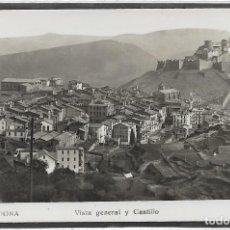 Cartes Postales: CARDONA Nº 1 .- VISTA GENERAL Y CASTILLO . Lote 109347551