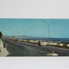 Postales: POSTAL PANORÁMICA EN COLOR -BARCELONA, PASEO MARÍTIMO, GENERAL ACEDO -EXPO FILATELICA BARNAFIL 1979. Lote 109364304