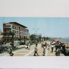Postales: POSTAL PANORÁMICA EN COLOR - BARCELONA, PASEO MARÍTIMO GENERAL ACEDO -EXPO FILATELICA BARNAFIL 1979. Lote 109364360