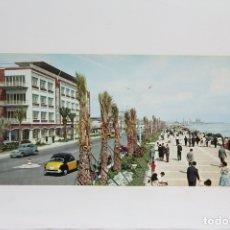 Postales: POSTAL PANORÁMICA EN COLOR - BARCELONA, PASEO MARÍTIMO - EXPO FILATELICA BARNAFIL 1979. Lote 109364383