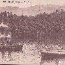 Postales: POSTAL PUIGCERDA - LE LAC 435 - SAUQUET . Lote 109529063