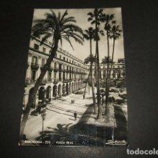 Postales: BARCELONA PLAZA REAL. Lote 109604171