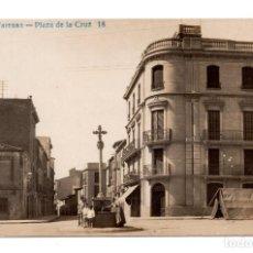 Postales: BARCELONA.- TARRASA - J.B.TARRASA - PLAZA DE LA CRUZ18 - MÁRGARA - FOTOGRÁFICA. Lote 109621459