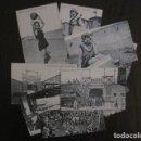 Postales: COLECCION 10 POSTALES ANTIGUAS- BARCELONA-BAÑOS DE SAN SEBASTIAN - VER FOTOS - (51.545). Lote 109838259