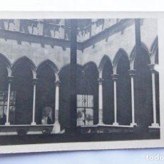 Postales: BARCELONA - CLAUSTRO DE LA CATEDRAL - FOTO POSTAL. Lote 109842739