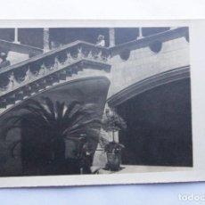 Postales: BARCELONA - PALACIO DE LA DIPUTACIÓN - FOTO POSTAL. Lote 109843267