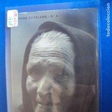 Postales: (PS-54785)POSTAL FOTOGRAFICA TIPOS CATALANS. Lote 110211031