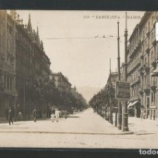 Postales: BARCELONA - RAMBLA DE CATALUNYA - ED. LLUIS BARTRINA 133 - P24392. Lote 110490887