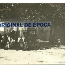 Postales: (PS-54957)POSTAL FOTOGRAFICA DE SARREAL-PASSEIG. Lote 111171259