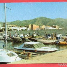 Postales: CASAS DE ALCANAR. 3 VISTA PARCIAL PUERTO. CASTELL. Lote 111436307