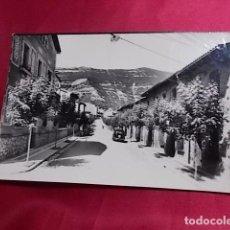 Postales: TARJETA POSTAL. CENTELLAS. 122. CALLE DE SAN JOSÉ. FOTO. F. GUILERA. Lote 111542811