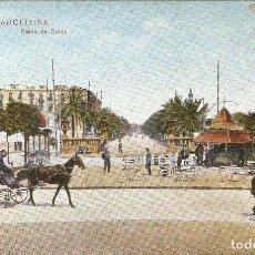 Postales: BARCELONA Nº57 PASEO DE COLÓN DR. TRENKLER CIRC.. Lote 112317343