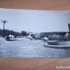 Postales: SAN CARLS DE ÑA RAPITA ( TARRAGONA ) CAMPING ALFAQUES. Lote 112526215
