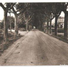 Postales: SANT ANTONI DE VILAMAJOR. ENTRADA AL POBLE. ED, FOT BOSCH. ESCRITA. VELL I BELL.. Lote 112663891