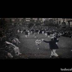 Postales: POSTAL FOTOGRÁFICA ST. SANT CELONI, BALL TIPIC DE GITANES, L. ROISIN, BARCELONA, ORIGINAL AÑOS 20.. Lote 112791883
