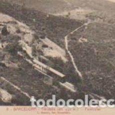 Postales: (6) BARCELONA . TIBIDABO. FUNICULAR. Lote 112909999