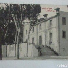 Postales: TARJETA POSTAL - MANANTIAL BURRIACH - ARGENTONA - FOTOGRAFÍA THOMAS - AÑOS 20. Lote 112967063
