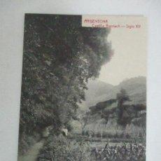 Postales: TARJETA POSTAL - MANANTIAL BURRIACH - ARGENTONA - FOTOGRAFÍA THOMAS - AÑOS 20. Lote 112970967