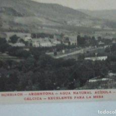 Postales: TARJETA POSTAL - MANANTIAL BURRIACH - ARGENTONA - FOTOGRAFÍA THOMAS - AÑOS 20. Lote 112971231