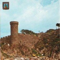 Postales: TOSSA DE MAR (COSTA BRAVA) - CALA 'EL CODOLAR'. Lote 112996559
