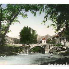 Postales: BARCELONA BAGA PONT DE LA VILA. ED. ROSELL. . ESCRITA. Lote 113008063