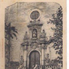 Postales: POSTAL DE IGLESIA DE LLANSÁ .. Lote 113008723