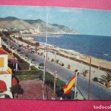 Postales: ALELLA.-GIRONELLA.-OLIVELLA.-BARCELONA.-POSTAL.-AÑO 1960.. Lote 113122007