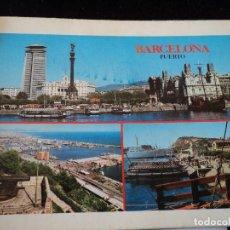 Postales: FOTOGRAMA BARCELONA Nº 49 LIBRO DE PRUEBAS MAS DOS NEGATIVOS Y TRASERA ED, FABREGAT. Lote 113315715
