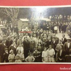 Postales: IGUALADA. POSTAL FOTOGRÁFICA FECHADA EN JULIO DE 1924. Lote 113518303