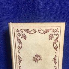 Postales: JOCELYN. ALPHONSE DE LAMARTINE. MONTANER Y SIMON, 1ª EDICIÓN, 1939 POESIA EN VERSO CARTONE 444 PAG. Lote 113582215