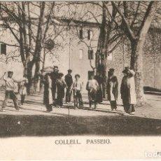 Postcards - COLLELL - PASSEIG FOTO M. BURCH PBRO. SIN CIRCULAR - 113827379