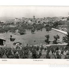 Postales: LLEIDA ISONA VISTA GENERAL CLICHÉ GORDÓ POSTAL FOTOGRÁFICA, CIRCULADA. Lote 113854419