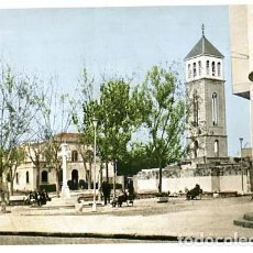 Postales: BARCELONA PRAT DE LLOBREGAT IGLESIA PARROQUIAL. ED. RAE 11. SIN CIRCULAR. Lote 113957175