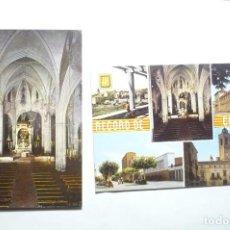 Postales: LOTE POSTALES CERVERA-IGLESIA Y DIVERSOS ASPECTOS. Lote 114060895