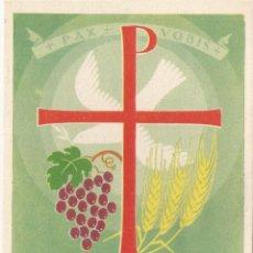 Postales: BARCELONA, XXXV CONGRESO EUCARÍSTICO INTERNACIONAL 27 MAYO 1 JUNIO 1952. Lote 114178979