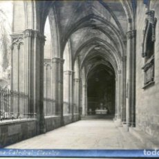 Postales: BARCELONA-CATEDRAL-CLAUSTRO- B Y P Nº 102. Lote 114212087