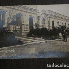 Postales: AMPOSTA. - ESCUELAS NACIONALES - FOTOGRAFICA - VER REVERSO - (52.179) . Lote 114285083