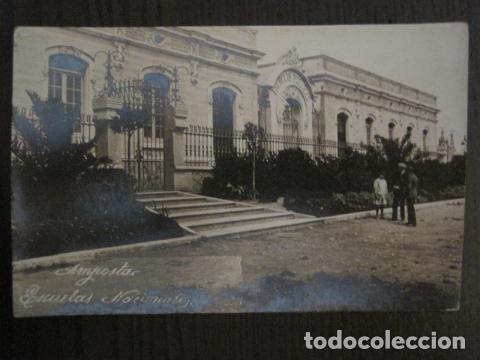 Postales: AMPOSTA. - ESCUELAS NACIONALES - FOTOGRAFICA - VER REVERSO - (52.179) - Foto 2 - 114285083