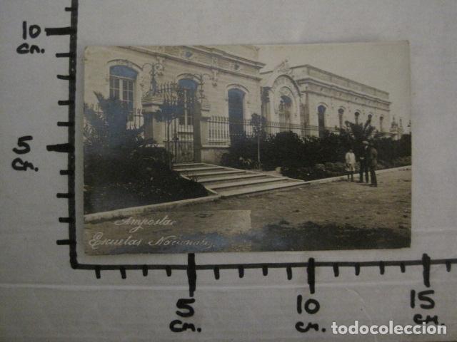 Postales: AMPOSTA. - ESCUELAS NACIONALES - FOTOGRAFICA - VER REVERSO - (52.179) - Foto 5 - 114285083