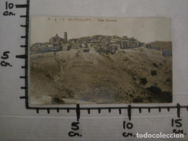 Postales: GRATALLOPS - 2 JB.- VISTA GENERAL - FOTOGRAFICA - VER REVERSO - (52.180) - Foto 5 - 114285215