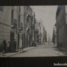 Postales: ULLDECONA.- CALLE MAYOR - FOTOGRAFICA - VER REVERSO - (52.181) . Lote 114285399