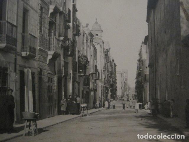 Postales: ULLDECONA.- CALLE MAYOR - FOTOGRAFICA - VER REVERSO - (52.181) - Foto 3 - 114285399