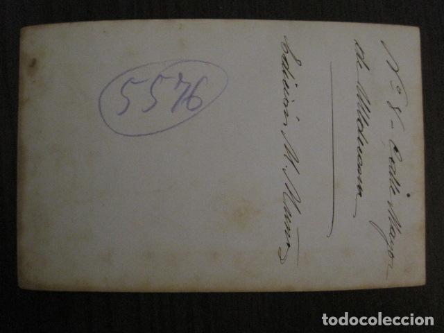 Postales: ULLDECONA.- CALLE MAYOR - FOTOGRAFICA - VER REVERSO - (52.181) - Foto 4 - 114285399